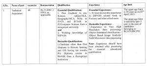 FSI    Recruitment 2021
